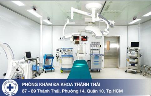 Phòng khám đa khoa thành thái